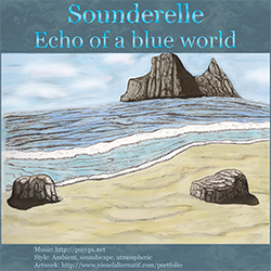 artwork thumb Sounderelle echo of a blue world