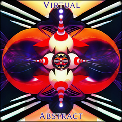 artwork ep virtual abstract